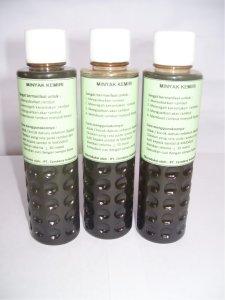 cara membuat minyak kemiri