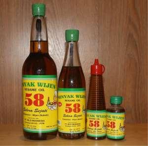 cara membuat minyak wijen